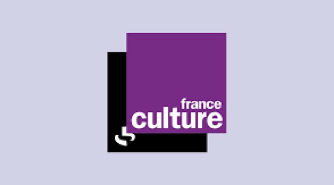 « Quelle société civile en 2017? », France Culture, 5 juin 2017