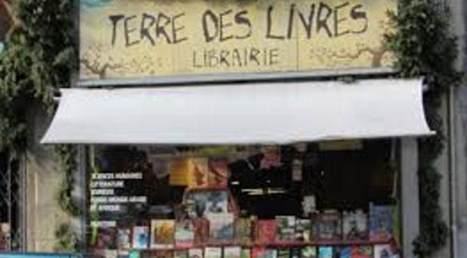 «Un héritier du blairisme peut en cacher un autre… De Valls à Macron», Lyon, Librairie Terre des Livres, 29 mars 2017